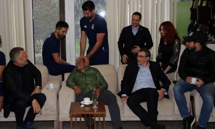 Ali Koç'tan Alex de Souza'ya müthiş teklif
