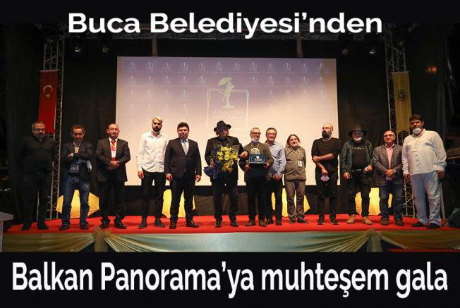 Balkan Panorama'ya muhteşem gala