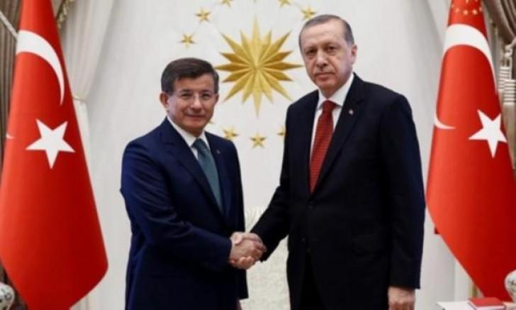 Davutoğlu'ndan Erdoğan'a zehir zemberek açıklama