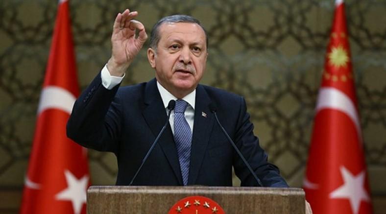 Erdoğan'dan Danıştay'a 'Öğrenci Andı' tepkisi