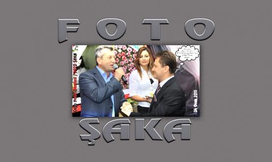 FOTO ŞAKA!