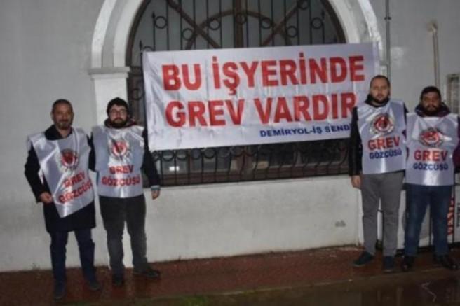 İZBAN grevi için 'Cumhurbaşkanı kararı' çıkartıldı