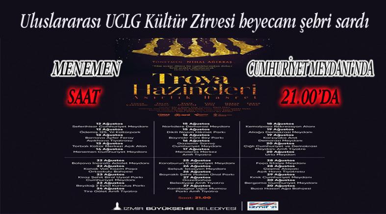 İzmir'de 30 ilçede film gösterimleri başlıyor