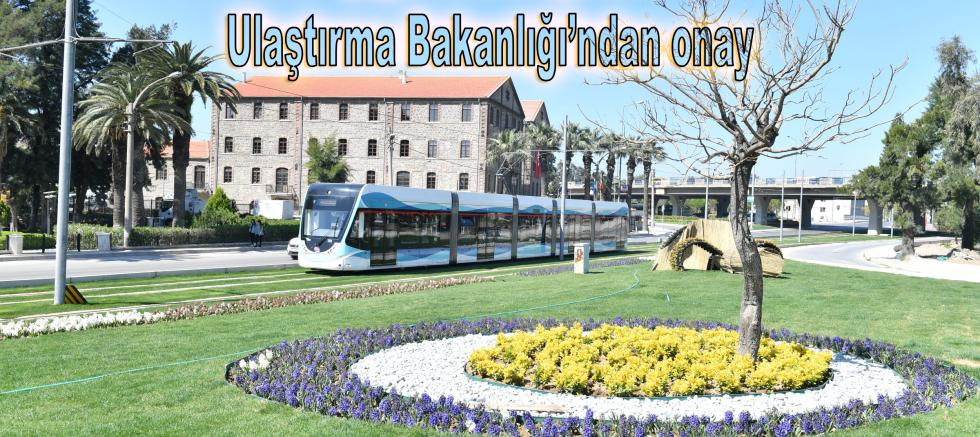 İzmir'in merakla beklediği tramvay projesinde önemli bir adım daha atıldı