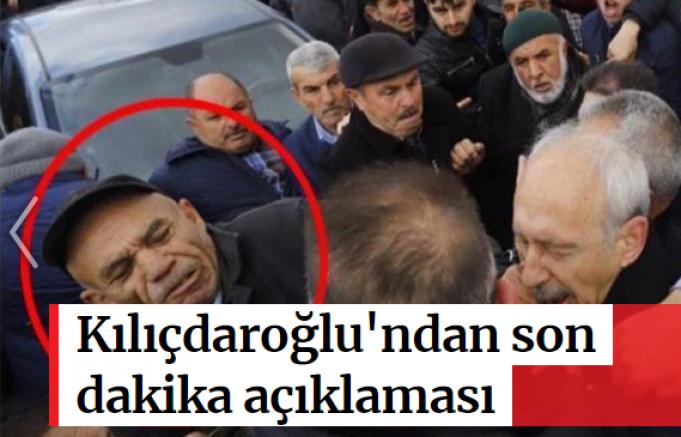 Kemal Kılıçdaroğlu: Amaç CHP'yi sokağa dökmek
