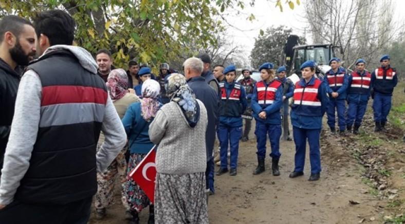 Kızılcaköy'de JES'e karşı mücadele sürüyor: 3 yaralı