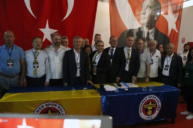 MENEMEN BELEDİYESPOR GİTTİ MENEMENSPOR GELDİ!