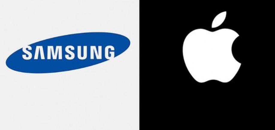 Samsung ile Apple el sıkıştı!