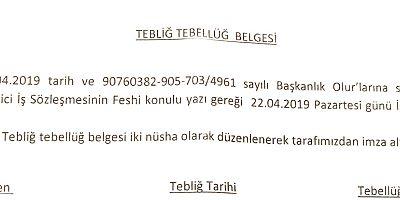 MENEMEN BELEDİYESİ'NDE BİLMECE!..