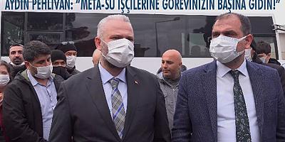 META-SU DA YARGI KARARI İLE PEHLİVAN'DA!