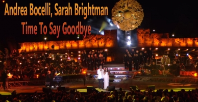 Andrea Bocelli, Sarah Brightman - Time To Say Goodbye